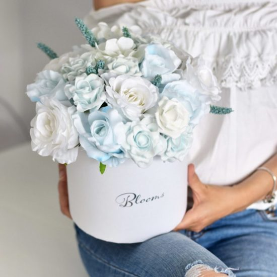 Flower Box baby shower